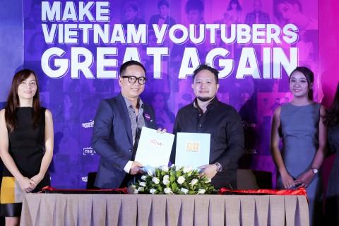 Công bố hợp tác đầu tư giữa công ty METUB Việt Nam và WebTVAsia