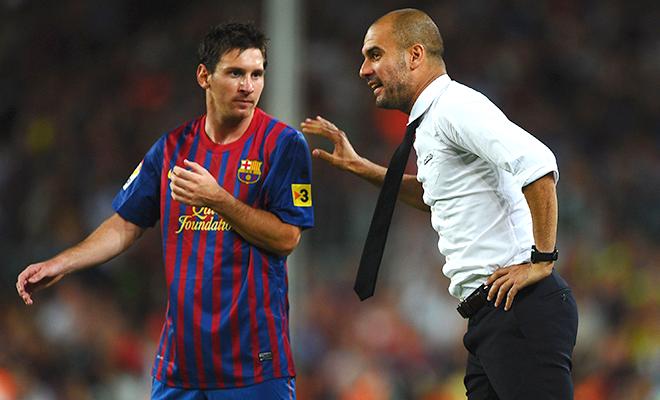 Man City: Chưa từ bỏ tham vọng Messi