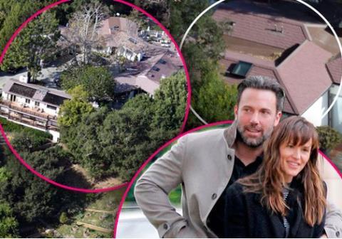 Sau 18 tháng ly thân, 'Người Dơi' Ben Affleck được vợ cho về ở nhà... khách