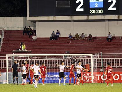 Sau án kỷ luật CLB Long An, bóng đá Việt còn gì?