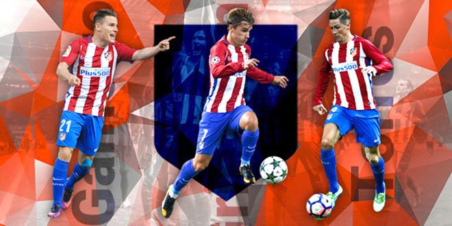 3 chàng lính ngự lâm sẽ giúp Simeone 'giải mã' Barca
