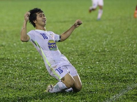 HAGL thắng trận thứ 3 liên tiếp, FLC Thanh Hóa tiếp tục bất bại