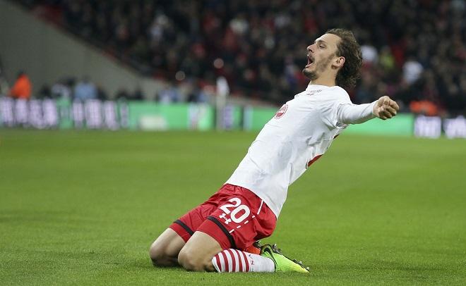 Hành hạ Man United, Gabbiadini lập tức được 'Chào mừng đến Liverpool!'