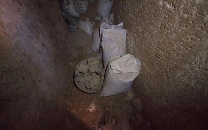 Phát hiện cung điện năm 600 trước Công nguyên dưới đường hầm IS