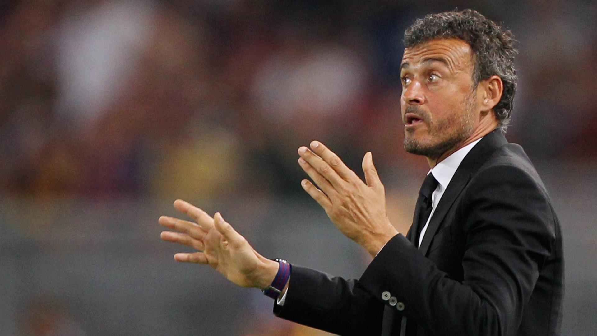 Vấn đề của Barca: Chiến thuật của Enrique chưa mang tới sự đảm bảo cho tương lai