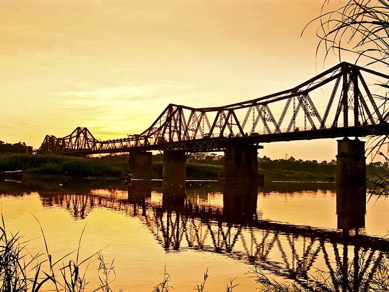 Cầu Long Biên trước kế hoạch phục hồi