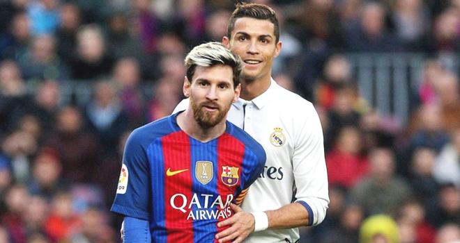 Huyền thoại Barcelona chỉ ra khác biệt giữa Messi và Ronaldo