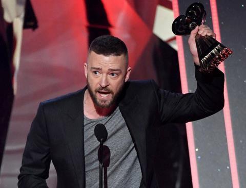 Adele, Justin Bieber, Justin Timberlake giành giải quan trọng nhất tại iHeartRadio 2017
