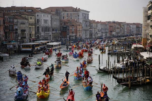 Thiên đường du lịch Venice có thể biến mất trong 100 năm tới
