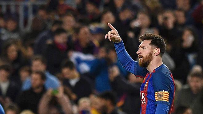 Barca lại chờ phép màu từ Messi