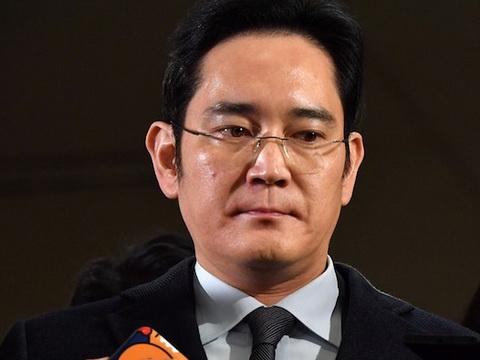 Lãnh đạo tập đoàn Samsung phủ nhận cáo buộc liên quan bê bối chính trị