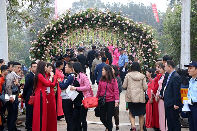 Ban tổ chức Lễ hội hoa hồng bị lập biên bản vì biểu diễn không phép