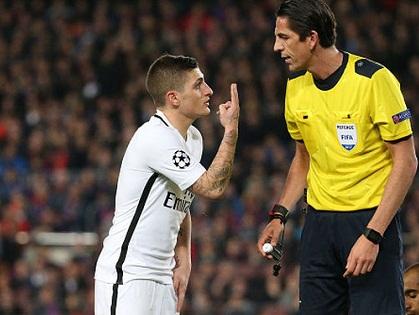 UEFA có thể trừng phạt trọng tài 'thiên vị' Barca