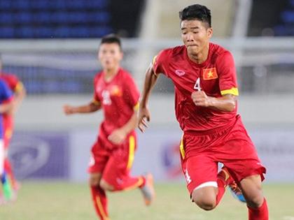 Tuyển thủ U20 Hà Đức Chinh: 'Càng gặp đội mạnh, càng bổ ích'