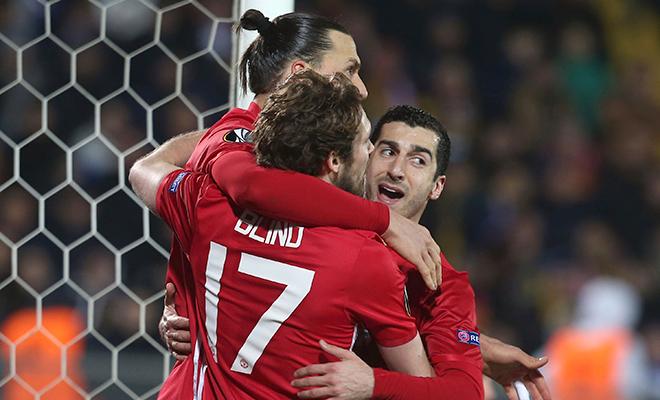 Đã hy sinh FA Cup, Man United sẽ 'cố sống cố chết' ở Europa League