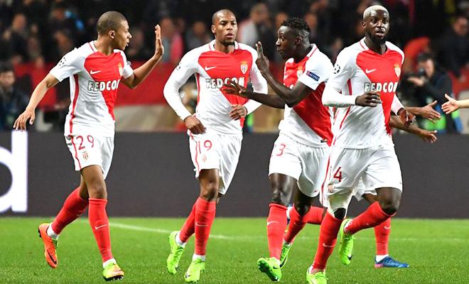 Cả châu Âu lên cơn sốt với dàn sao trẻ đáng mơ ước của Monaco