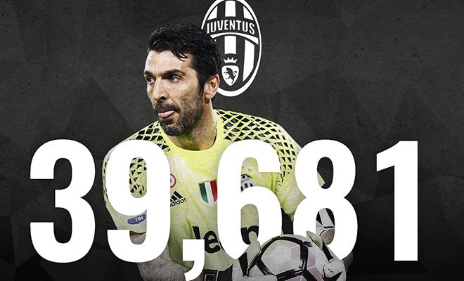 Chuyện người Italy: Sau Buffon 39 tuổi sẽ còn những Buffon trẻ tuổi khác
