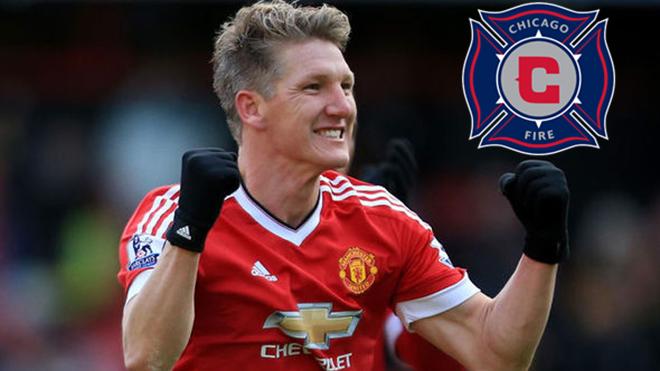 NÓNG: Schweinsteiger đồng ý rời Man United sang Mỹ thi đấu