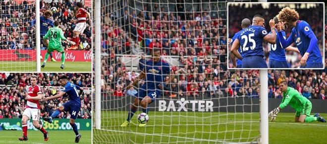 GÓC MARCOTTI: Man United thổi lửa vào top 4. Wenger 'cố đấm ăn xôi'. Barca hay...một nửa