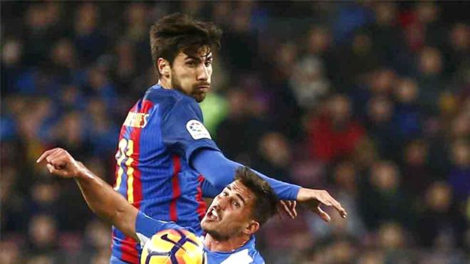 Andre Gomes quyết bám trụ ở Barca
