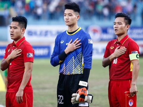 Tuyển Việt Nam phiên bản 2017: 29 tuổi đã là 'lão tướng'
