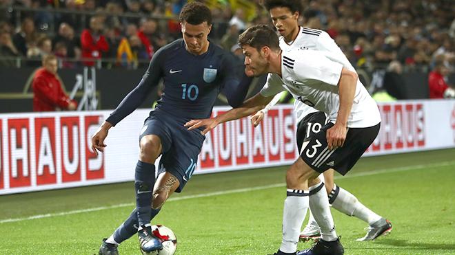 Đội tuyển Anh: Dele Alli quan trọng hơn nhiều Rooney