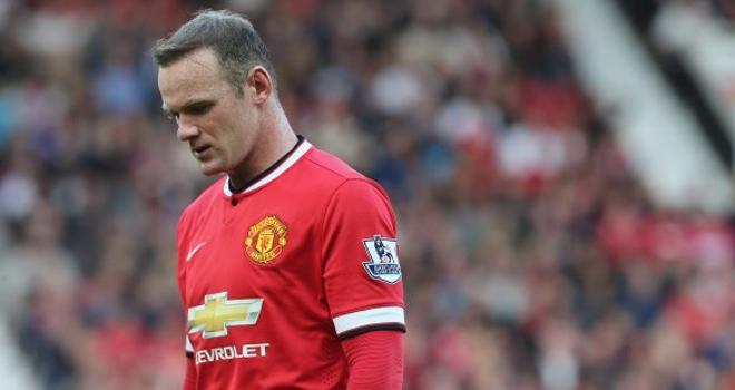 Rooney là cầu thủ CĐV Man United muốn bán nhất ở Hè 2017