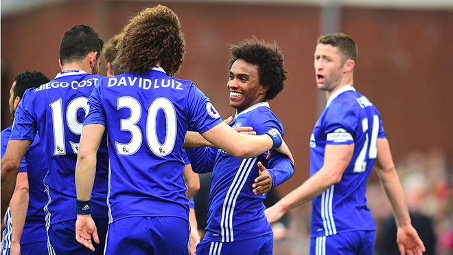 Chelsea sẽ vô địch Premier League với 95 điểm?