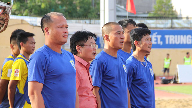 Trợ lý Hoàng Thanh Tùng (FLC Thanh Hóa): 'Tuyển VN đã có 1 điểm may mắn!'