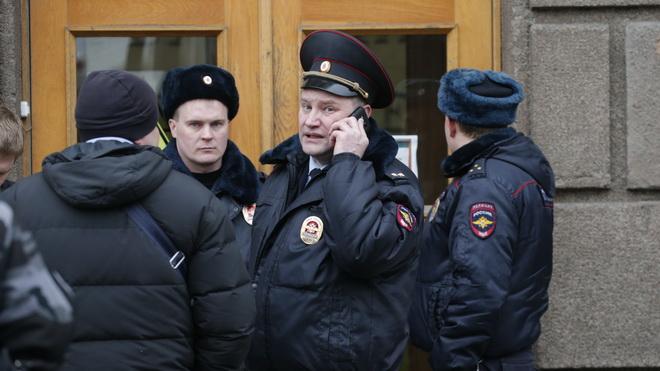 Vụ nổ ga tàu điện ngầm Nga: Số người chết tiếp tục tăng