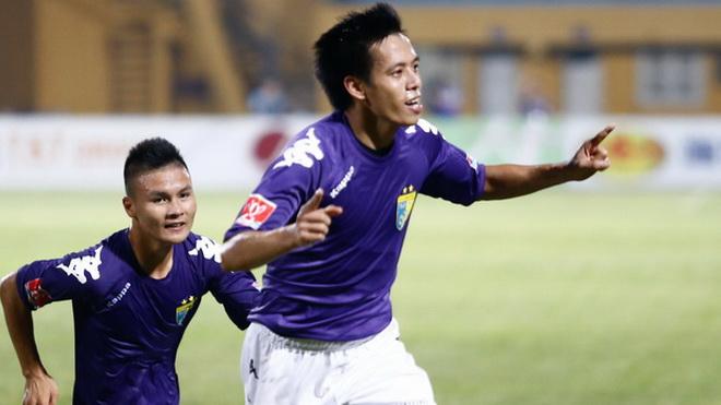 Văn Quyết nổ súng, Hà Nội FC lên đầu bảng ở AFC Cup