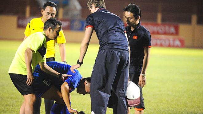 U20 Việt Nam được 'chăm sóc đến tận răng'