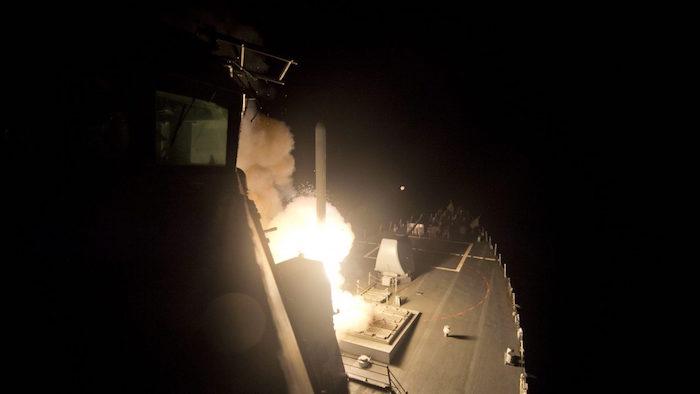 59 tên lửa Tomahawk của Mỹ tấn công Syria công phá cỡ nào?