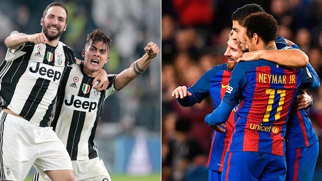 Không phải thất bại, mà Barcelona mới là gia sư của Juventus