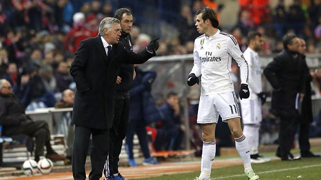 Điều Real Madrid sợ hãi nhất: Khi Bale nhớ Ancelotti...
