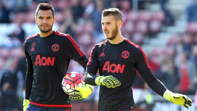 Mourinho đang thành công với Sergio Romero