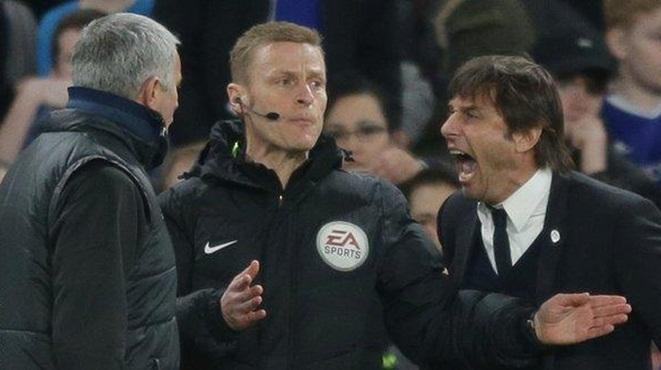 Man United có thể ngoài top 4 nhưng Mourinho phải thắng Chelsea và Conte