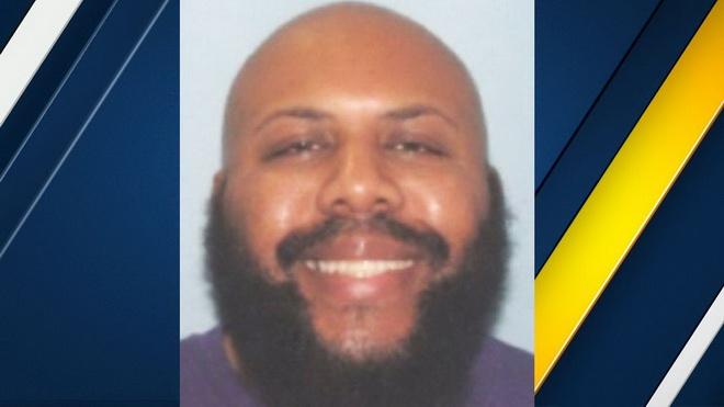 Truy tìm tay súng Mỹ giết người phát livestream trên Facebook