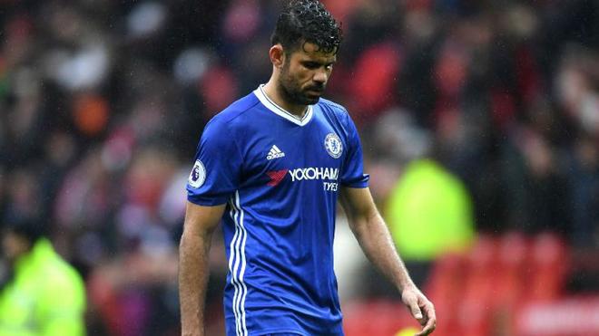 Conte liệu đã thấy mệt vì Diego Costa chưa?