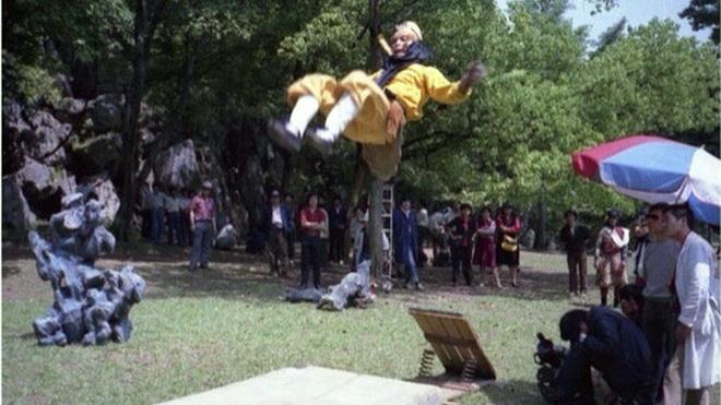 Kỳ lạ 'Tây Du Ký' của Dương Khiết: 25 tập với duy nhất 1 máy quay phim!