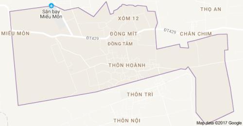 Tổng quan vụ việc tại Mỹ Đức, Hà Nội
