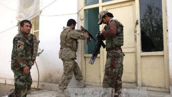 Biệt kích Afghanistan đột nhập sào huyệt Taliban, tiêu diệt thủ lĩnh và 21 tay súng