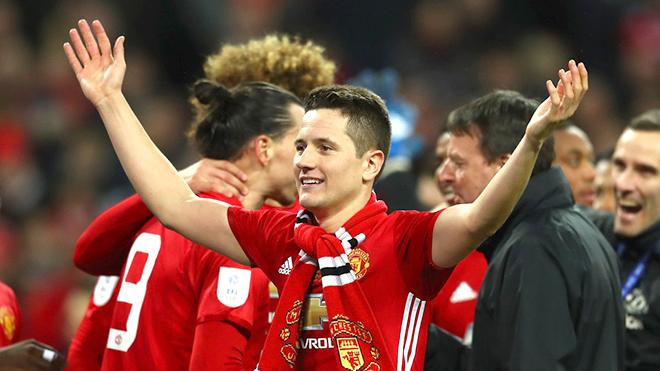 Herrera xứng đáng được tăng lương hơn ai hết ở Man United