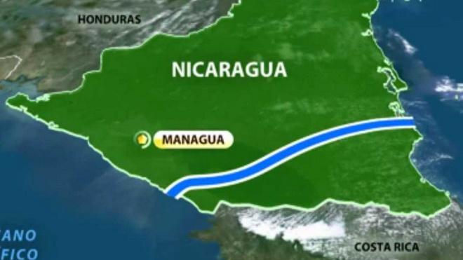 Siêu dự án Kênh đào Nicaragua của tỉ phú Trung Quốc vì sao đắp chiếu?