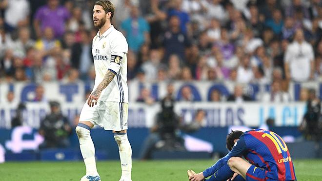 Real trả giá vì Perez đang quá nuông chiều Ramos