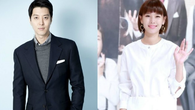 Vợ tài tử Lee Dong Gun trải lòng về hôn lễ chớp nhoáng