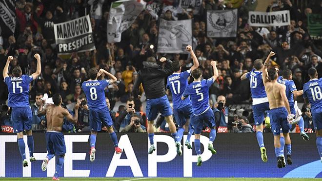 Vượt Real Madrid và Barcelona, Juventus đã là đội bóng đáng sợ nhất châu Âu?