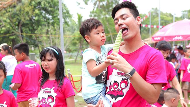 MC Phan Anh hứa dẫn con đến 'Vùng đất Tò Mò'
