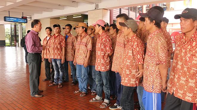 Gần 580 ngư dân Việt Nam bị bắt giữ tại Indonesia do đánh bắt trái phép
