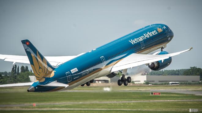 Vietnam Airlines 'tậu' máy bay Boeing 787-9 Dreamliner thứ 11